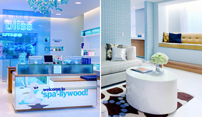 $99 - Bliss at W Hollywood: Choice of Treatments up to $200