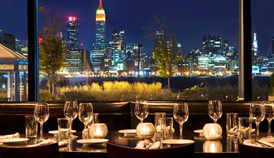 $39 - Italian Dinner for 2 w/Striking City Views, Reg. $86