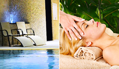 £39 -- Kent Spa Day inc Decléor Massage & Facial, Reg £87