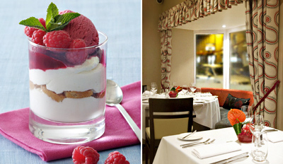 £29 -- Award-Winning Dinner for 2 w/Prosecco, Reg £58