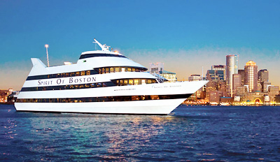 $49 - Boston Harbor Dinner Cruise w/Skyline Views, Reg. $105