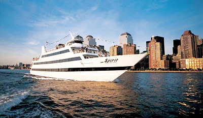 $59 - Hudson Yacht Cruise w/Dinner & City Views, Reg. $106