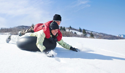 $13 - Snow Tubing at Nashoba Valley All Season, Reg. $27