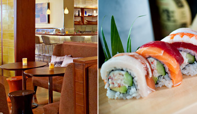 $45 - 'Perfect' Sushi for 2 at the Hyatt Waikiki, Reg. $91