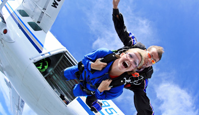 $119 - Thrilling Tandem Skydive: Free Fall from 13,000 Feet