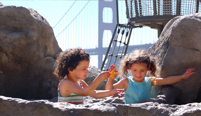 $10 - Bay Area Discovery Museum Adventure for 2, Reg. $22