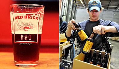 $15 - Half Off Red Brick Brewery Tour for 2 w/Beers