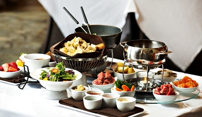 $39 -- Simply Fondue: 4-Course Dinner for 2, Reg. $82