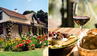 $35 - Solvang Winery Tour, Tastings & Apps for 2, Reg. $136