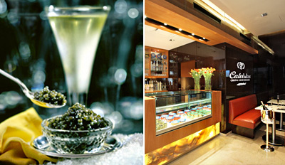 $99 - Four Seasons: Champagne & Caviar for 2, Reg. $215