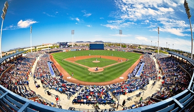 $10 -- Padres & Mariners Spring Training Games, 50% Off