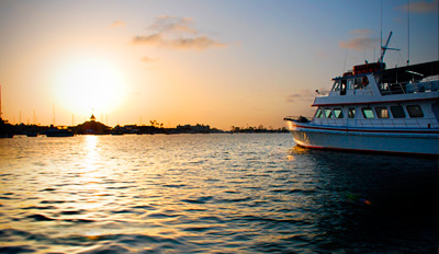 $25 -- Sunset Cruise off Newport Beach w/Drinks, Reg. $50
