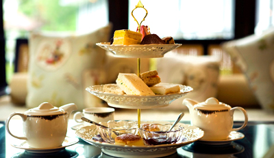 £29 -- 5-Star Hilton: Afternoon Tea & Spa for 2, Reg £62