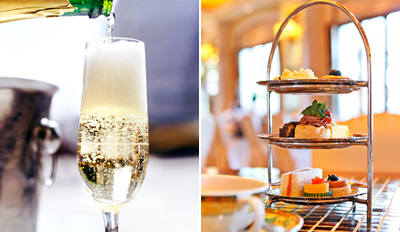 £19 -- Afternoon Tea & Bubbly for 2 in City Centre, Reg £40