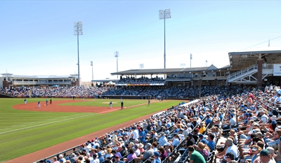 $8.50 -- Rangers & Royals Spring Training Games, Reg. $17