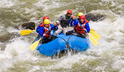$45 -- Skagit White-Water Rafting Trip thru Fall, Reg. $97