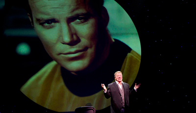 $29.50 - 1 Night Only: William Shatner in Detroit, Reg. $55