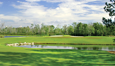 $39 - Orange Lake Resort: Round of Golf & Drinks, Reg. $65
