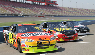 $199 - Drive a NASCAR in a 12-Lap Race Experience, Save $200