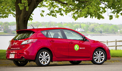 $29 - A Year's Zipcar Membership w/$30 Driving Credit