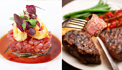 $79 - Davio's: Exquisite Steakhouse Dinner for 2, Reg. $146