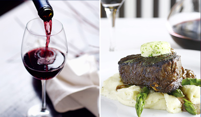 $55 - K Restaurant: Extraordinary Dinner for 2, Reg. $112