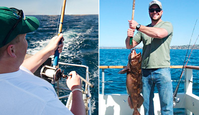 $30 - Half-Day Deep Sea Fishing Trip w/Gear, Reg. $60
