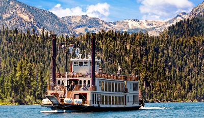 $19 - Lake Tahoe: Scenic Cruise to Emerald Bay, Reg. $47