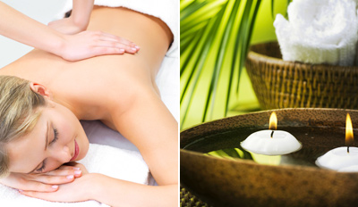 £35 -- Hilton Pamper Day w/Massage & 3-Course Lunch, Reg £75