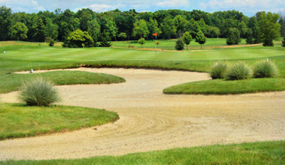 $29 - Coyote Golf Club: 18 Holes w/Cart & Drinks, Reg. $68