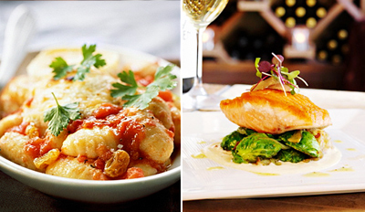 $29 - Tirami Su: Charming Italian Dinner for 2, Half Off
