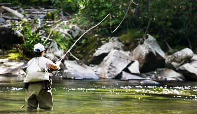 $99 - Full-Day Guided River Fishing Trip w/Gear, Reg. $250