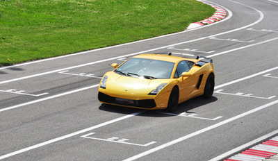$99 - Drive a Lamborghini on a Racetrack, Reg. $259