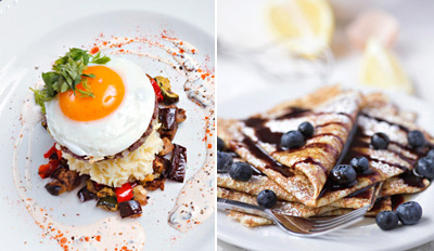 $25 - Food Network Pick: Lunch or Brunch for 2, Reg. $54