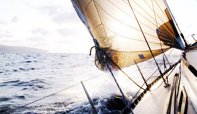 $99 - Sailing Cruise for 2 w/Bottle of Wine, Reg. $229