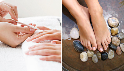$29 - Mani/Pedi at New, Top-Rated Boutique Spa, Reg. $75