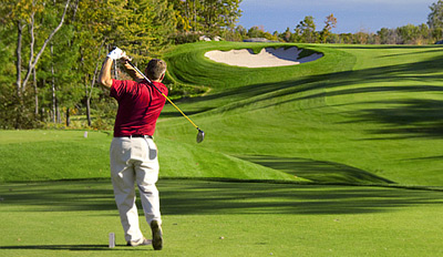 $69 - Glen Acres Golf: Round for 2 w/Cart & Beers, Reg. $138