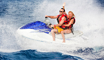 $49 - Jet Skiing off the San Diego Coast, Reg. $100