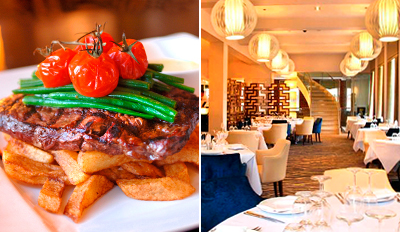 £25 -- Dinner & Wine for 2 in Grade II-Listed Venue, Reg £60