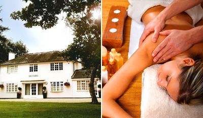 £49 -- Top-Rated Spa Day inc Massage & Facial, Reg £115