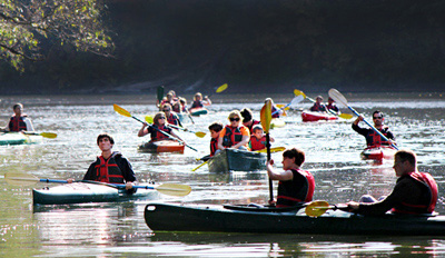 $25 & up -- Kayak or Canoe on Humber River, Half Off