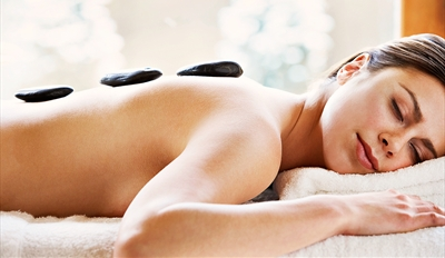 $49 -- Hot Stone Massage at Time Out Pick Spa, Reg. $136