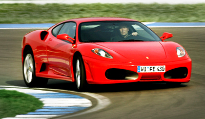 $99 - Drive a Ferrari at Gulf Greyhound Park, 80% Off