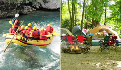 $39 - Delaware River 2-Night Rafting Trip, Reg. $68