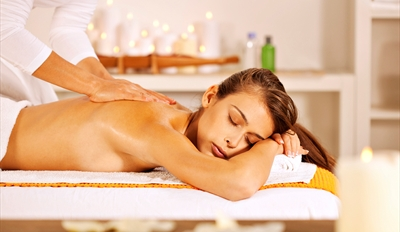 $65 - Swedish Massage w/Warm Stone Foot Treatment, Reg. $115