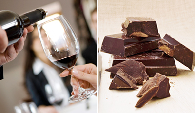 $25 - Top-Rated Wine & Chocolate Tastings for 2, Reg. $58