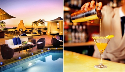$35 - Mayfair: Rooftop Cocktails for 2 w/City & Bay Views