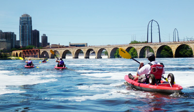 $35 - Downtown Kayak Tour through Summer, Reg. $70
