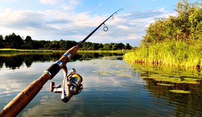 $39 -- Cuyahoga River Fishing Trip w/Lunch & Gear, Reg. $90