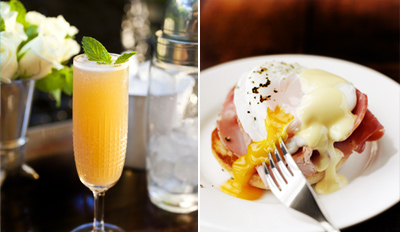 $25 - Unlimited Brunch for 2 w/Mimosas in Plymouth, Reg. $50